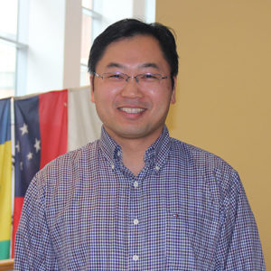 Photo of Fei Han