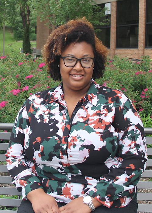 Photo of Kirsten Madison